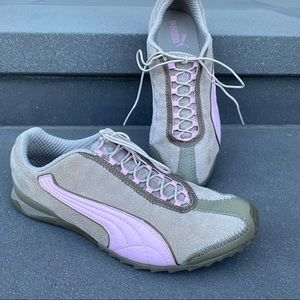 PUMA retro sneakers track walking running shoes 7